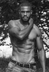 black guy